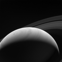 Saturn as seen by the Cassini spacecraft