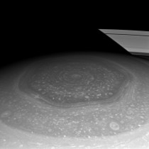Saturns North Polar Hexagon
