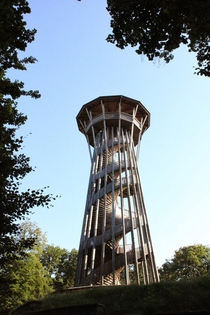 SAUVABELIN TOWER  LAUSANNE
