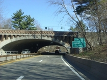 Saw Mill Parkway- Pleasantville NY