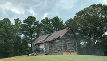 Saw quite a few old homes passing through McCormick SC