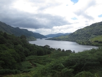 Saw some Scotland pics the last days and i wanted to add to that Here is one of my West Highland Way pics
