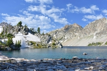 Sawtooth Lake Idaho