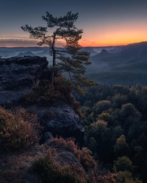 Saxon Switzerland Germany  IG holysht
