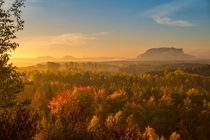 Saxon Switzerland National Park Germany  by Andreas Trepte