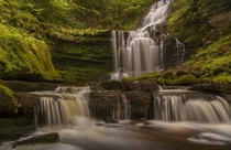 Scaleber Force waterfall England