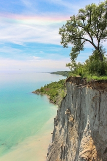 Scarborough Bluffs Cliff - Scarborough ON Canada