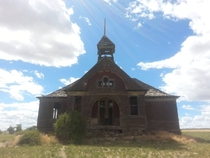 Schoolhouse in Govan WA Abandoned Since