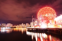 Science Ball Vancouver BC Canada