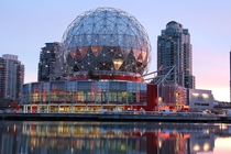 Science World at Telus World of Science Vancouver British ColumbiaCanada Wikipedia user Differense