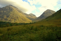 Scottish Highlands  x