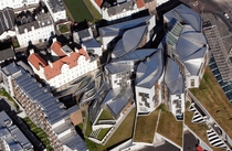 Scottish Parliament by Enric Miralles