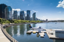 Seaplane Docks in Vancouver BC