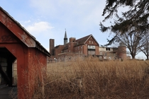 Seaside Sanatorium in Waterford Connecticut