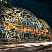 Seattle Amazon Spheres