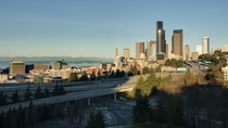 Seattle from Rizal Park