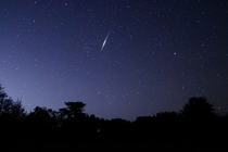 Second attempt at an iridium flare NZ