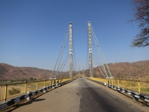 Second Luangwa Bridge Zambia