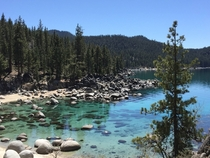 Secret Cove - Lake Tahoe Nevada
