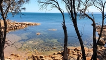 Secret hideout near Freycinet National Park Tasmania