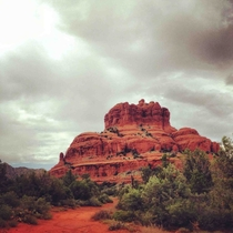 Sedona Arizona Bell Rock  x  OC