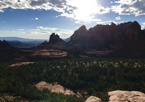 Sedona does not suck