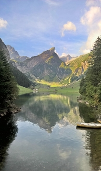 Seealpsee Switzerland