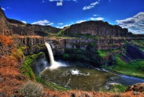 Seems like everyone has a photo of Palouse Falls Heres mine taken last Sunday
