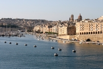 Seems most of you liked my post about Malta from yesterday so here is another view of the Grand Harbour