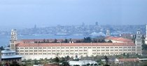 Selimiye Military Barracks currently serving as a library IstanbulTurkey