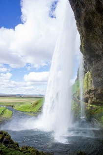Seljalandsfoss west Iceland