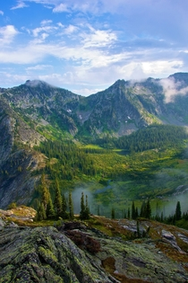 Selway Crags Northern Idaho USA