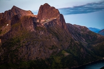 Senja Island Northern Norway