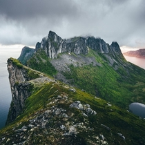 Senja meets Mordor Senja Norway  Instagram bavarianexplorer