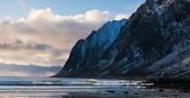 Senja Surf - Norway - Michael How  - x