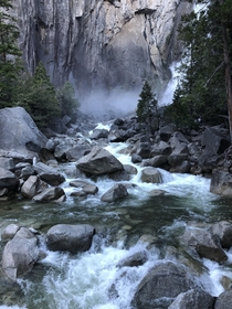 Serene Picture from Yosemite National Park