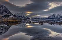 Serenity in Norway by Rune Askeland