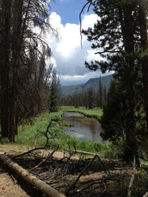Serenity in Rocky Mountain NP