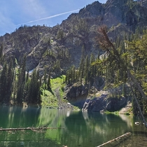 Seven Devils Lake Riggins Idaho