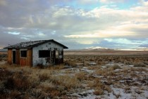 Shack in Nevada