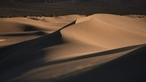 Shadow and natural contrast in the dunes of Death Valley National Park CA  liamsearphoto