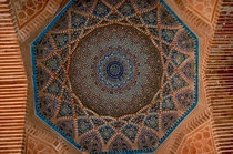 Shah Jahan Mosque Sindh Pakistan  By Iqbal Khatri
