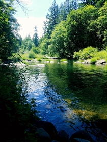 Shallow Rocky River  Beautiful View Resolution x