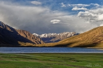 Shandur Lake amp Plateau m - ft  By Abbrar Cheema  x-post rExplorePakistan