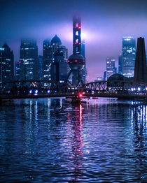 Shanghai photo by Jennifer Bin
