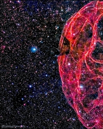 Sharpless  or Spaghetti Nebula