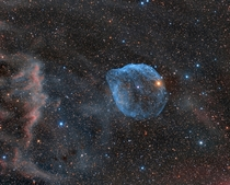 Sharpless  Star Bubble Image Credit amp Copyright Laubing