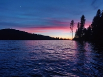 Shaver Lake sunsets California