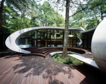 Shell House Karuizawa Japan By ARTechnic Architects x