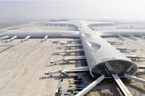 Shenzhen Baoan International Airport by Studio Fuksas